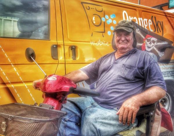 Orange Sky Laundry restores respect for the homeless.