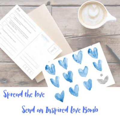 Spread the love - send Inspired Love Bomb